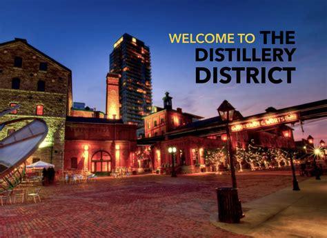The Distillery District Dilemma  Red Academy Medium