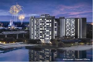 New Disney Vacation Club properties: Bay Lake Tower at the ...