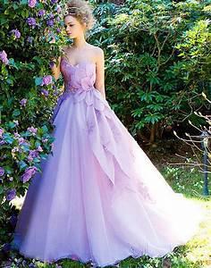 Popular lavender wedding dresses buy cheap lavender for Lavender dresses for weddings