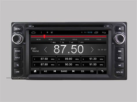 android in dash android in dash gps navigation system for subaru forester