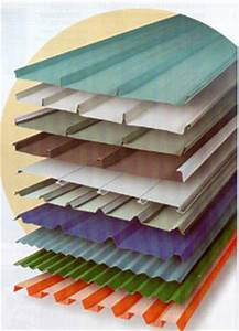 an overview of metal roofing roof replacement With different types of metal siding