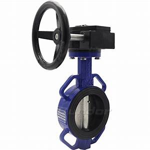 Installation Instructions For Wafer Butterfly Valve