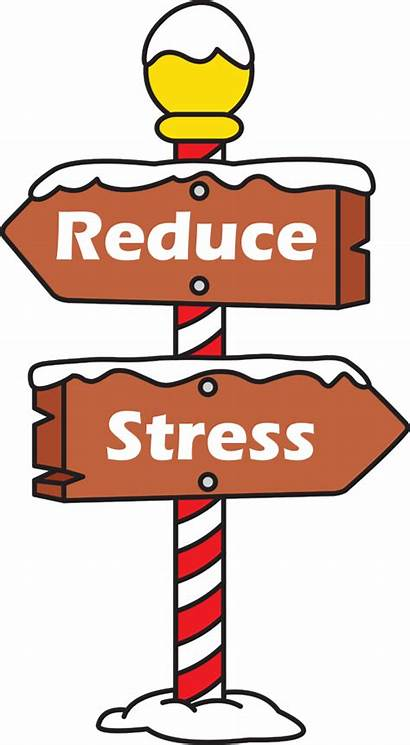 Stress Reduce Clipart Holiday Clip Tips Special