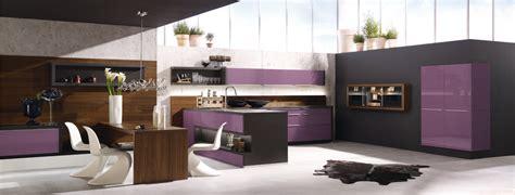 cuisine couleur prune la cuisine en voit de toutes les couleurs inspiration