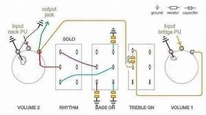 How To Rewire A Hofner Violin Bass Control Panel For More Tones