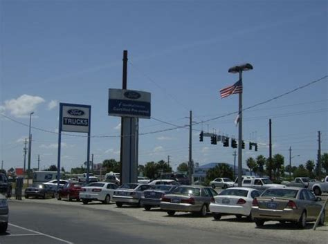 Don Gasgarth's Charlotte County Ford car dealership in
