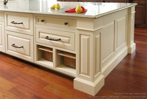 two tone kitchen island pictures of kitchens traditional two tone kitchen 6437