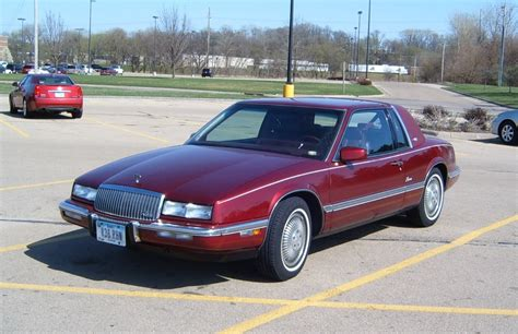 Buick Riviera 1989 by Curbside Classic 1989 Buick Riviera What The 1986