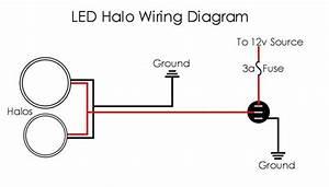 Halo Headlight Installation Instructions Guide
