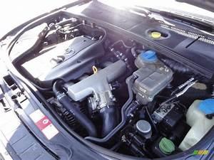 2003 Audi A4 1 8t Cabriolet 1 8l Turbocharged Dohc 20v 4