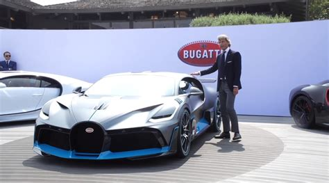 1500 hp length 4641 mm (182.72 in.); 2019 Bugatti Divo Looks Spectacular, Packs 1,500 PS - autoevolution