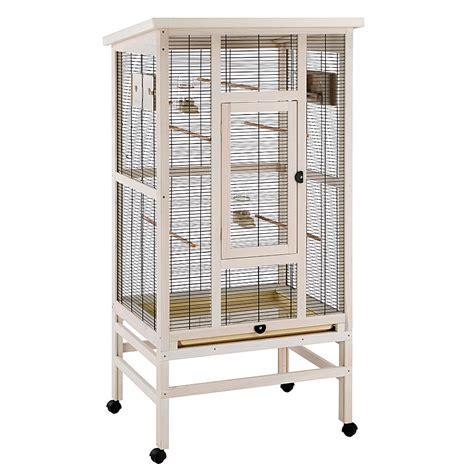 gabbie per canarini in legno voliera gabbia uccelli grande ferplast wilma legno