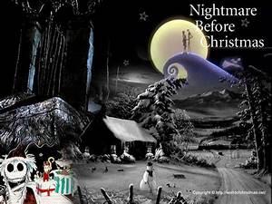 Nightmare Before Christmas Desktop Wallpapers - Wallpaper Cave