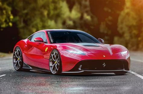 ferrari coupe models ferrari models to get hybrid power from 2019 autocar