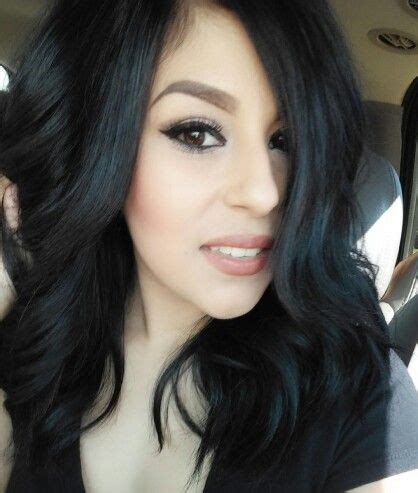 Jet Black Hair Looks Healthier by 233 Best Images About Jet Black Hair