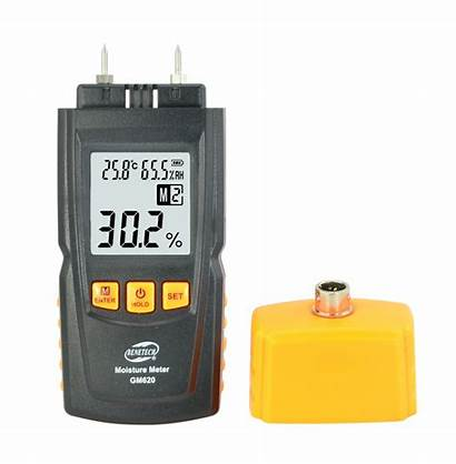 Humidity Detector Moisture Meter Tester Gm18 Digital