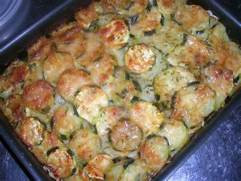 gratin pommes de terre courgettes blog des soeurettes