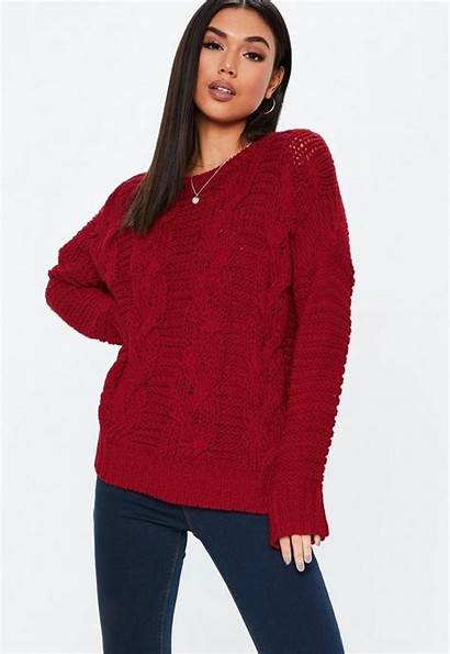 Jumper Cable Petite Knit Missguided