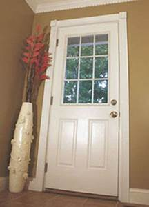 Installing a New Exterior Door - Extreme How To
