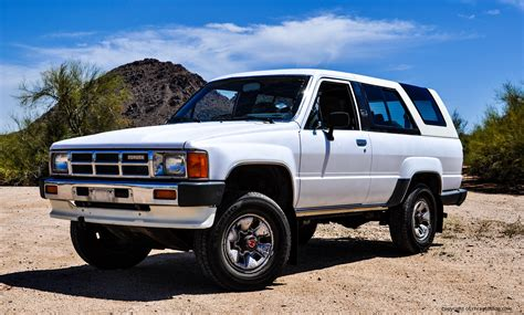 1991 toyota 4runner 1986 toyota 4runner sr5 review rnr automotive