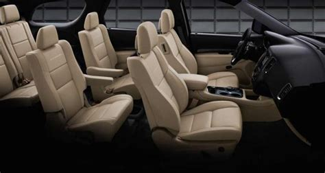 2013 dodge durango captains chairs 2017 dodge durango concept review photos redesign price