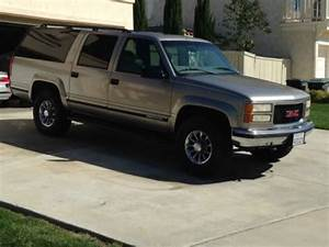 Sell Used 1996 Gmc Suburban 6 5 Turbo Diesel Own Owner