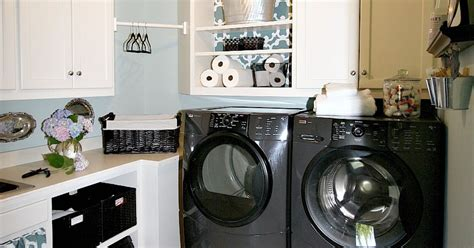 Inexpensive Laundry Room Makeover Hometalk