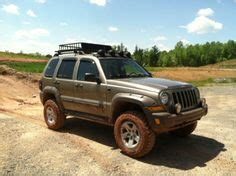 jeep liberty solid axle swap lifted solid front axle