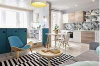 small apartment decorating 2 Simple, Super Beautiful Studio Apartment Concepts For A ...