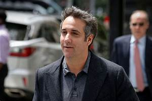 Michael Cohen hints he might be cooperating with feds