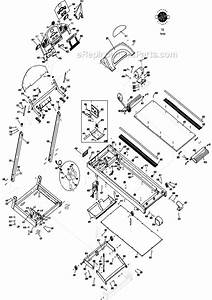 Horizon Fitness T30 Parts List And Diagram