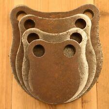hunting gongsteel targets  sale ebay   steel shooting targets steel shooting