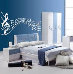Music Note Bedroom Decorations