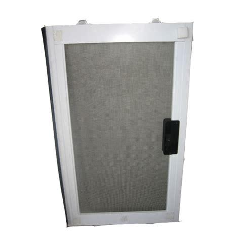 patio screen door corner lock