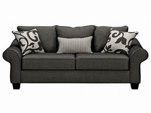 499 colette grey sofa value city furniture christmas for 499 sectional sofa