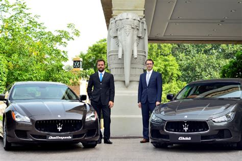 maserati india maserati set to re enter indian market