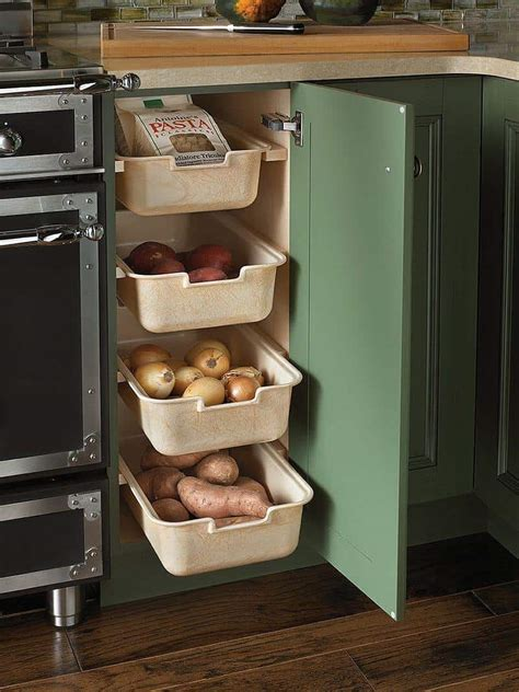 kitchen storage solutions   kick  kitchen