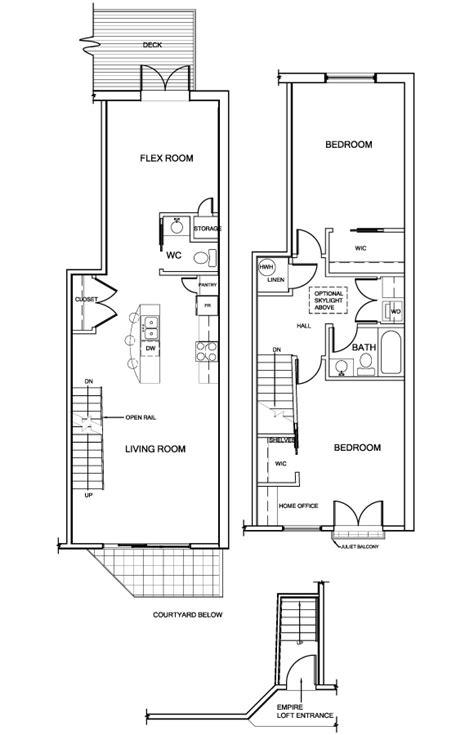 theatre lofts urban loft living in halifax
