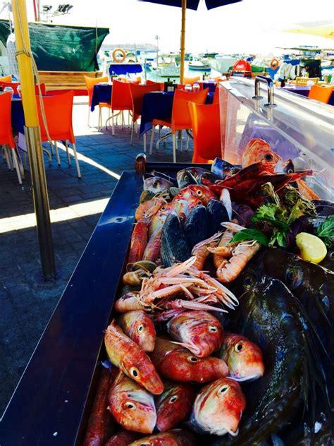 Boat House Xlendi Menu by Best Fish Restaurants In Malta Wheresmalta