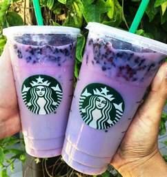 Starbucks Secret Menu Purple Drink is the Newest Internet