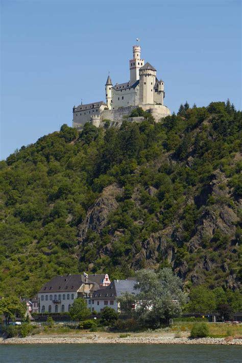 marksburg castle  philippsburg palace monhof