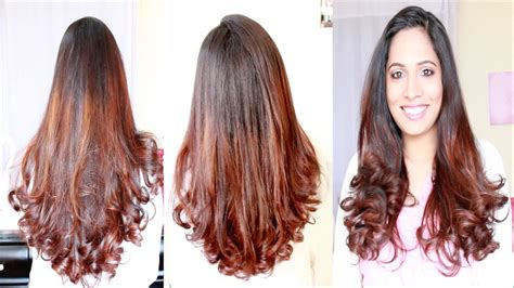 hair style at home for how i style my hair shruti arjun anand