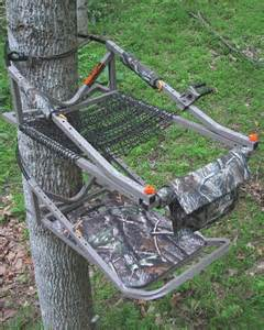 Build A Deer Stand by Treewalker Treestands