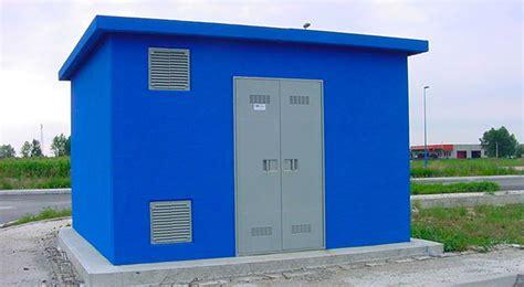 cabine enel prefabbricate cabine elettriche prefabbricate
