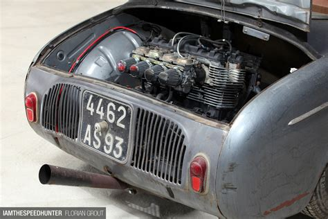 renault gordini r8 engine body by renault heart by yamaha speedhunters