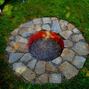 Ground Ring Fire Pits