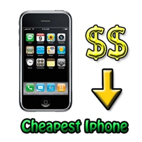 the cheapest iphone what is the cheapest iphone plan available