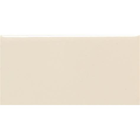 rittenhouse square tile home depot daltile rittenhouse square almond 3 in x 6 in ceramic