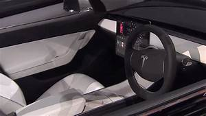 Tesla Model 3 Specs and First Pictures - Cars Previews 2019-2020