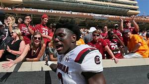 South Carolina football's Chris Lammons trash talks ...